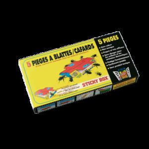Anti Cafards Pièges Cafards/ Blattes 5 Sticky Box