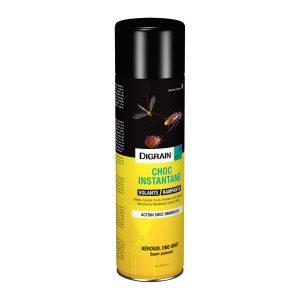 Anti Guêpes insecticide aérosol choc instantané 500 ML