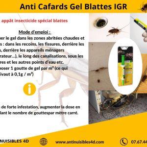Anti Cafards/Blattes Gel Digrain